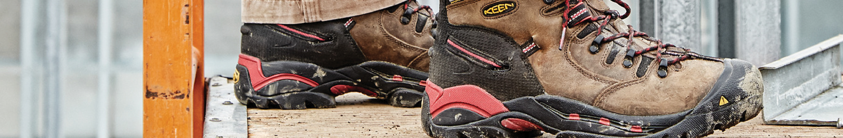 Men's Safety Toe Hikers