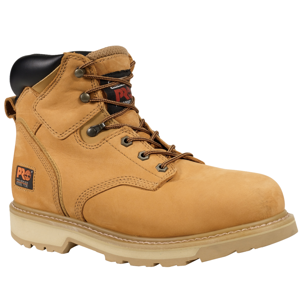f7d271842b1 Timberland PRO 33031 Pit Boss Men's Safety Toe 6 inch Work Boot